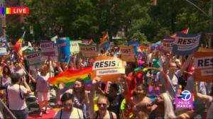 2017 NYC Pride March