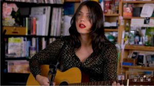 Sharon Van Etten: Tiny Desk Concert October 7, 2019