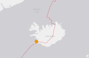 Dagens aktivitet på Island