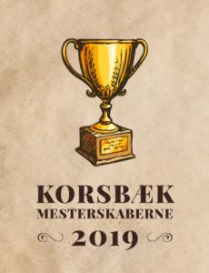Korsbæk Mesterskaberne 2019