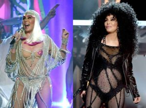 Cher-Billboard-Awards 2017 // Cher Turns Back Time and Steals the Show at the 2017 Billboard Music Awards