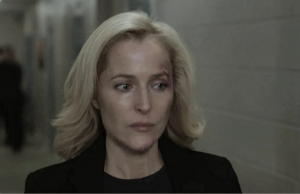 Gillian Anderson as Detective Superintendent Stella Gibson
