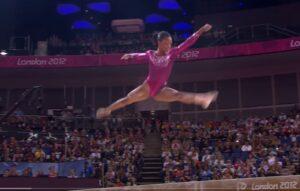 Gabby Douglas [USA] - Women's Individual All-Around _ Champions of London 2012 -