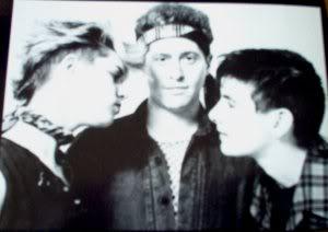 Lynne Messinger, Cindy Richmond og Ethan Winogrand