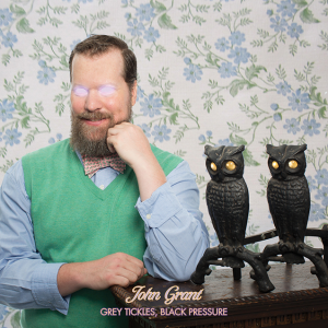 John Grant - Grey Tickles Black Pressure