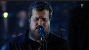 John Grant with the Iclandic Symphony Orchestra