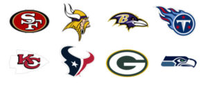 NFL 2019/2020 Divisional Playoffs