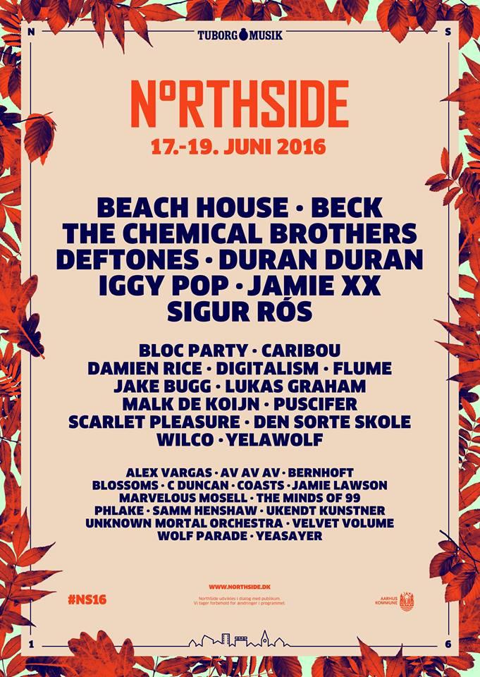 Northside2016_plakaten