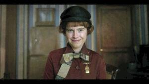 Oraetta Mayflower - spis ikke hendes kager ...
