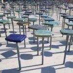 Tove Storch installation i Sydhavnen