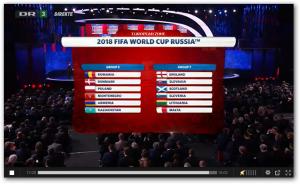 VM2018 - Gruppe E: Rumænien, Danmark, Polen, Montenegro, Armenien og Kazakhstan