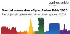 Aarhus Pride 9.0 aflyst