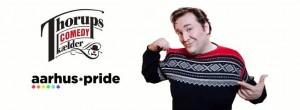 Aarhus Pride Comedy Night - Daniel-Ryan Spaulding (Canada)