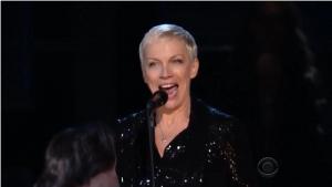 Annie Lennox Grammys 2015