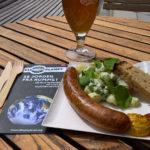 Cafe Hack har bæredygtige pølser på menuen