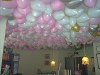 Balloner på Ernas