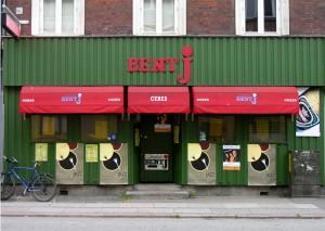 Bent J Nørre Allé 66 // foto: Den Gamle By