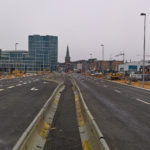 Bernhardt Jensens Boulevard - ind mod byen