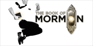 Det Tony-, Olivier- og Grammy-vindende show The Book of Mormon er en original Broadway-produktion med originalt cast