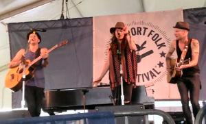 Brandi Carlile - Newport Folk Festival, 25.juli 2015