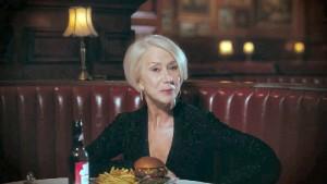 Budweiser teams up with Dame Helen Mirren
