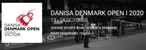 Denmark Open I 2020 13 - 18 Oct