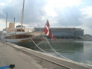 Dannebrog og dokk1 - Næste åbent hus:      Lørdag den 27. september kl. 10-16     Søndag den 28. september kl. 10–16 - altså på Dokk1!