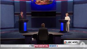 den tredje og sidste debat 2016