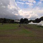 Der ryddes stadig op efter torsdagens mudderbad til DHL stafetten i Mindeparken