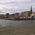 Den Nye Havneplads - set fra Navitas