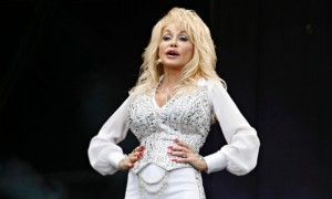 Dolly Parton glastonbury