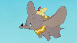Dumbo - Disneys klassiske tegnefilm fra 1941 om den flyvende elefantunge.