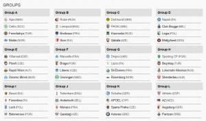 europa league 2015/2016