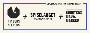 Finderskeepers X Spiselauget X Kødbyens Mad & Marked = Finders Eaters // Godsbanen // September // 2015