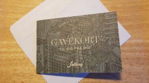 Gavekort2223 2021