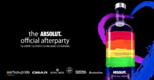 The Absolut Official Pride Afterparty feat. GBar
