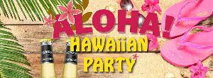FESTUGE // HAWAIIAN PARTY // DJ HOPPE @ GBAR - fredag og lørdag