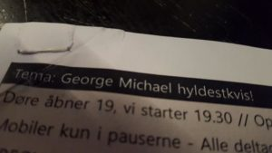 George Michael Hyldestkvis