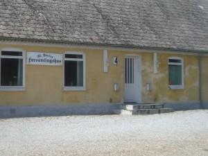 Gl. Harlev Forsamlingshus - tidligere fattiggård