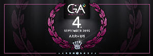 GOA Awards 2015 - fredag