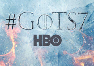 GoT sæson 7 har premiere på HBO 16.juli 2017
