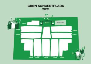 Grøn koncertplads 2021