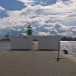 Harbor Magnet nr 3 - White Hat