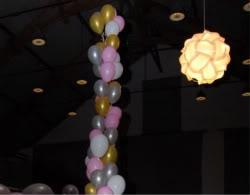 Balloner i Ridehuset