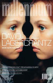 Hon som måste dö - David Lagerkrantz