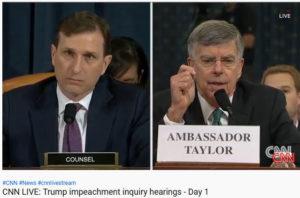 impeachment inquiry 2019