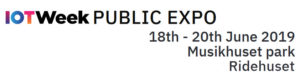 Public Expo under IoT Week