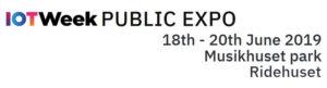 Public Expo under IoT Week