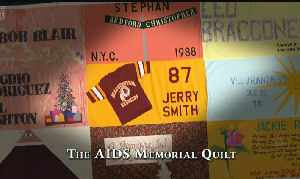 The Names Project — AIDS Memorial Quilt