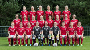 Holdfoto juli 2017. Foto: Anders Kjærbye/www.fodboldbilleder.dk